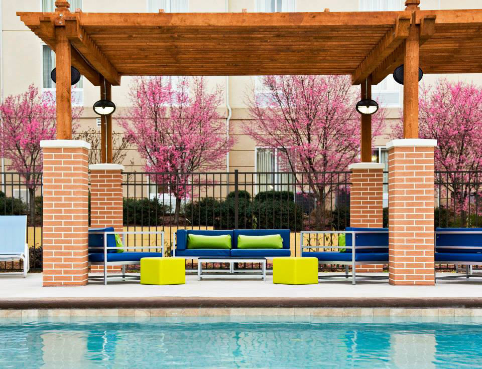 Hospitality - Fairfield Inn & Suites Chattanooga Pool 1