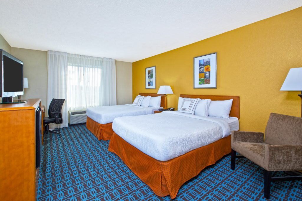 Hospitality - Fairfield Inn & Suites East Ridge Double