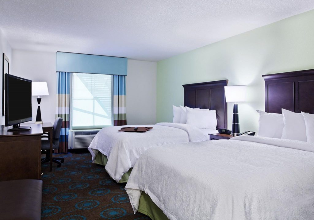 Hospitality - Hampton Inn & Suites by Hilton Altamonte Springs Double Room