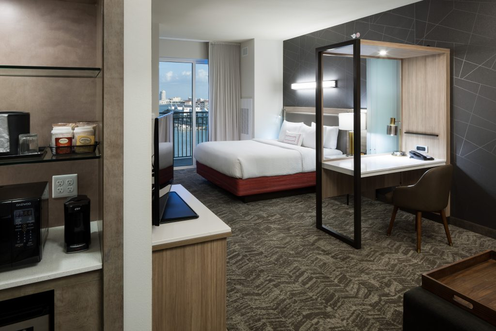 Hospitality - Residence Inn/SpringHill Suites Clearwater Beach