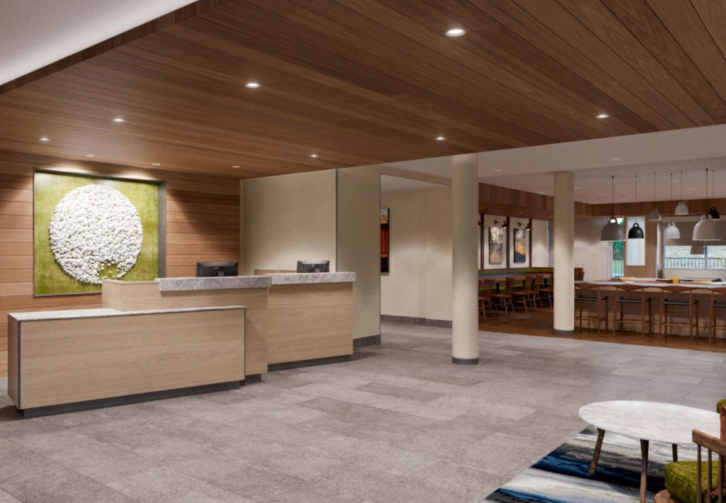 Hospitality - Fairfield Inn and Suites Lebanon-Lobby1