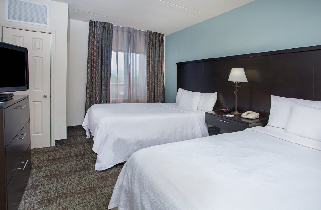Hospitality - Staybridge Suites Chattanooga Downtown Double