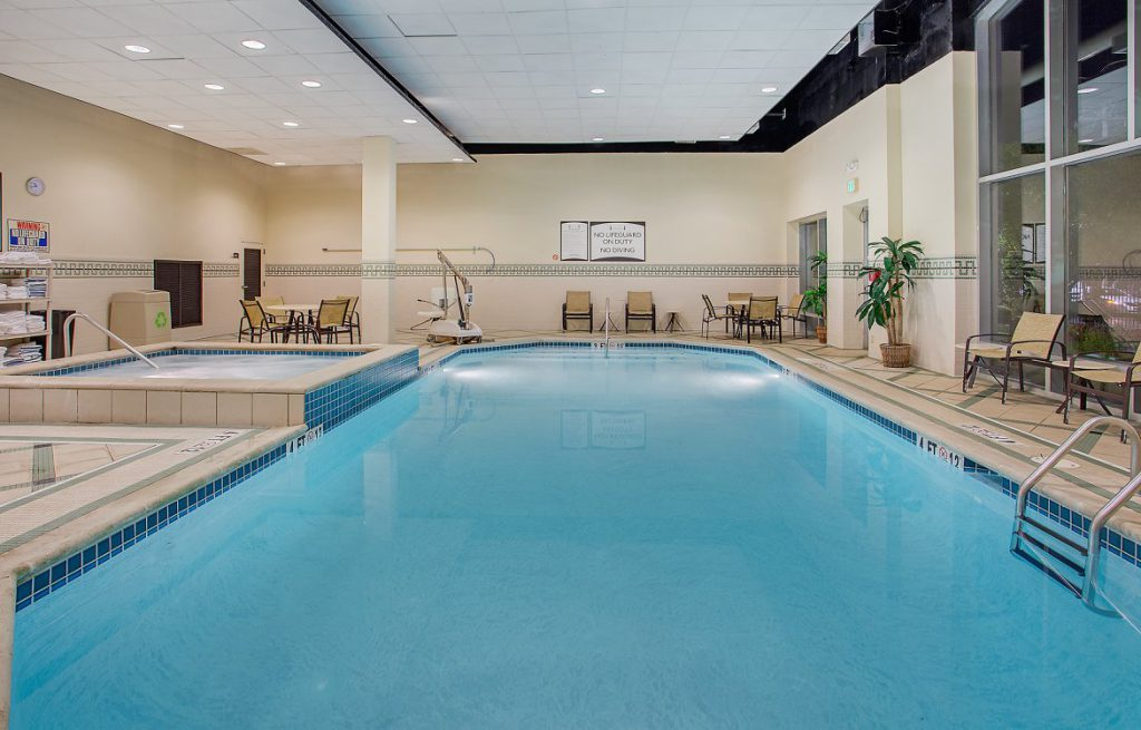 Hospitality - Staybridge Suites Chattanooga Downtown Pool
