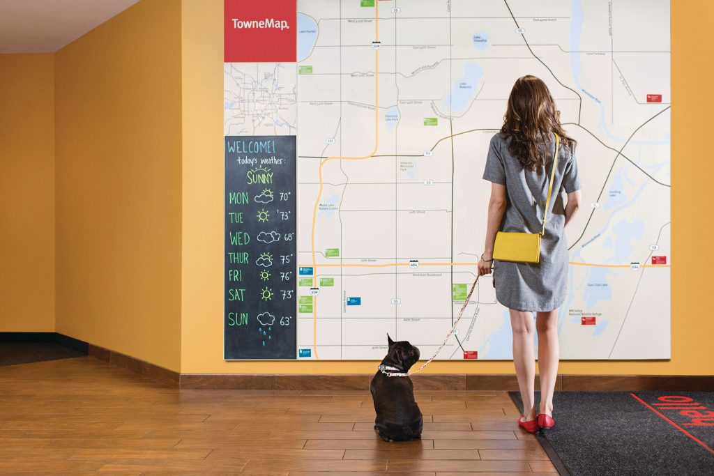 TownePlace Suites Franklin Cool Springs Pet Friendly hotel