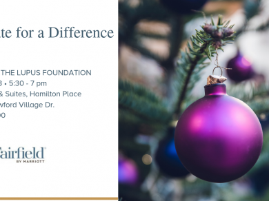 Everyone is invited to Decorate for a Difference on December 3